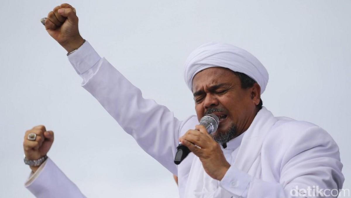 Habib Rizieq, Ulama, dan Umara