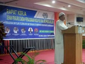 Persaudaraan Muslim Sedunia Perkuat Gerakan Dakwah Melalui Rapat Kerja di Hotel Wisata UIT II Makassar