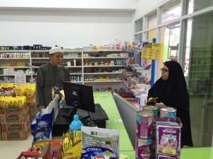 Jelang Pembukaan Minimarket Milik Persaudaraan Muslim, Kyai Hasan Basri Kunjungi SDD Mart BTP