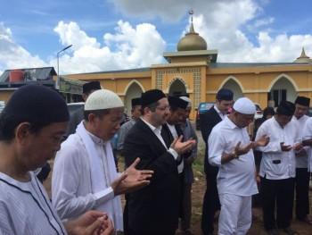 Pesantren Sulaimaniyah Turki Hadir di Perumahan Hertasning Madani Gowa, Persaudaraan Muslim yang Diamanahi
