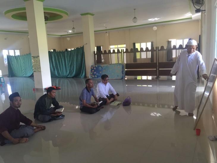 Bertekad Berantas Buta Huruf Alqur'an, Persaudaraan Muslim Setiap Pekan Gelar Kajian Keislaman